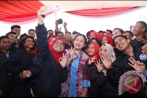 Pesan Menko Puan untuk keluarga Indonesia