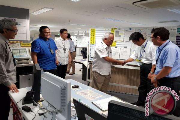 Menteri Basuki kunjungi pembangunan Wisma Atlet Olimpiade Tokyo 2020 dan Traffic Control Jalan Tol di Jepang