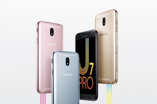 Samsung Rilis Seri Galaxy J Pro Di Malaysia