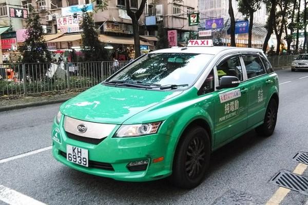 Taksi listrik China di Brasil, satu baterai mampu berjalan 400 km