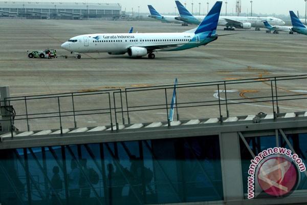 Seluruh penerbangan internasional sudah pindah ke Terminal 3 Soeta Desember