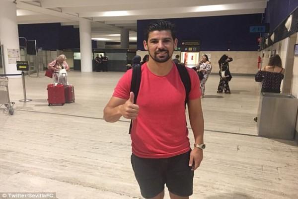 Nolito kembali ke Liga Spanyol