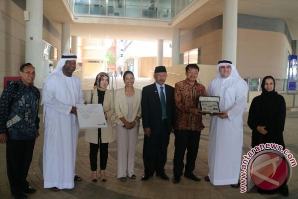 PT PJB Buka Peluang Kolaborasi Proyek Energi Terbarukan dengan Perusahaan Abu Dhabi