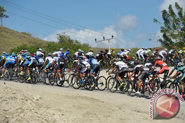 Hasil etape ketiga Tour de Flores