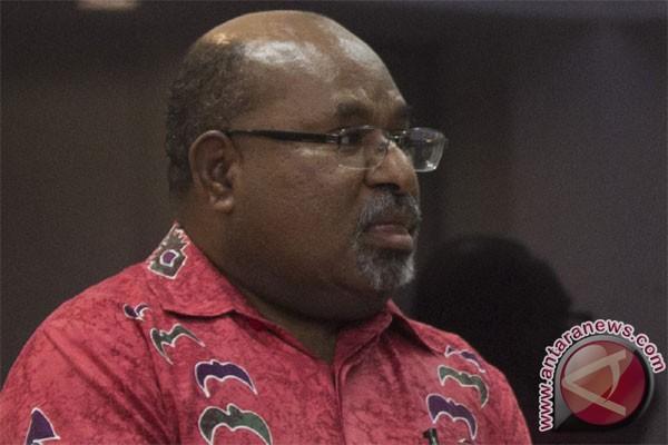 Gubernur Papua belum juga hadiri panggilan pemeriksaan di Bareskrim