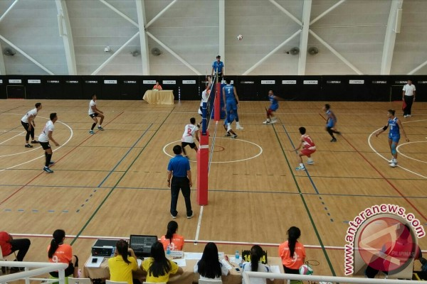 Indonesia raih dua perak bola voli ASG  ANTARA News