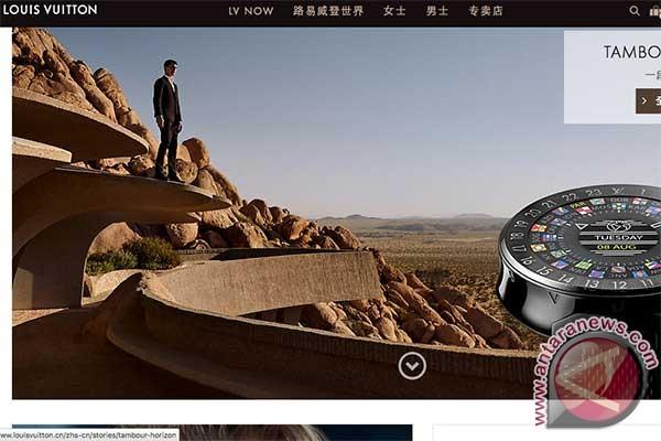 Louis Vuitton luncurkan laman e-commerce di China