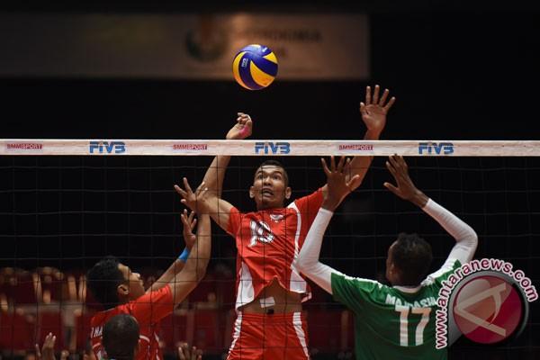 Voli Indonesia bidik kemenangan kedua lawan Kazakhstan