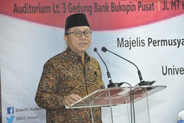 Ketua MPR: implementasikan Pancasila di semua bidang