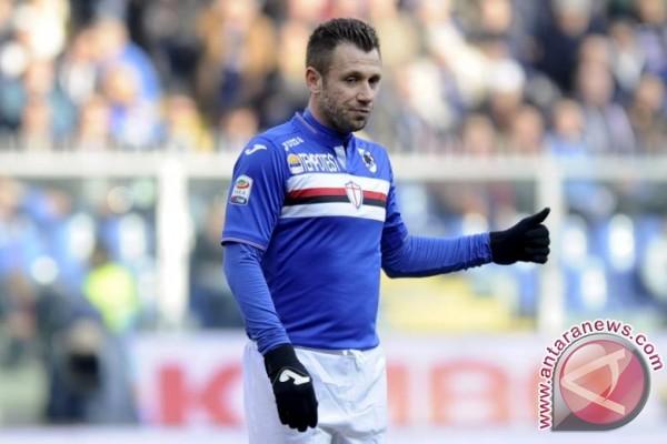 Untuk kedua kali dalam sepekan Antonio Cassano umumkan mundur