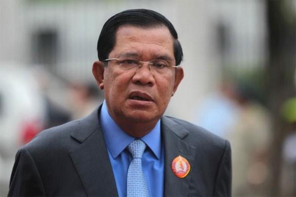 20170731hunsen 001 » Kamboja Peringati 64 Tahun Kemerdekaan Dari Prancis