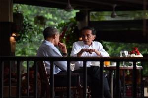 Kilas berita kemarin, Obama tiba di Jakarta dan Bogor hingga Indonesia raih penghargaan bidang IT