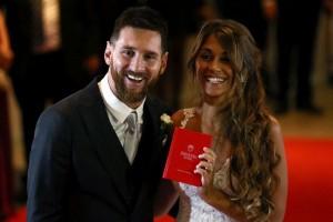 Messi nantikan kelahiran anak ketiga
