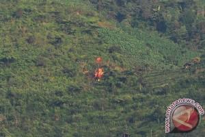 Delapan korban heli diidentifikasi di RS Bhayangkara