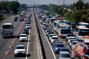 Kendaraan lintasi Cipali naik 10,2 persen