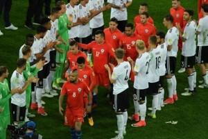Meski kalah, Chile bangga bisa meladeni Jerman di final
