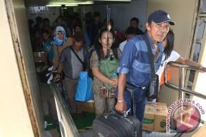 Dirjen Hubla evaluasi pelayanan angkutan laut Lebaran