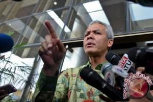 Ganjar Pranowo ditanya soal proses anggaran KTP-e