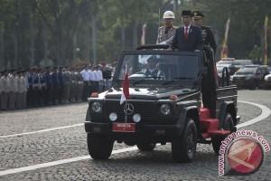 HUT Ke-71 Bhayangkara Di Jakarta