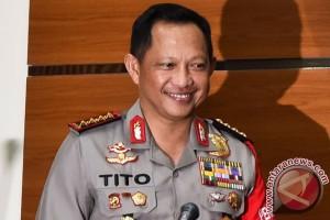 Tito Karnavian dianugerahi Bintang Kebesaran Brunei Darussalam