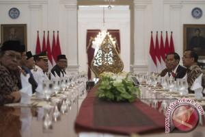 Presiden Bertemu Gubernur Aceh