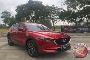 Mazda mulai produksi CX-5 di Pabrik Hofu