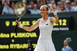 Rybarikova ke perempat final Grand Slam untuk pertama kalinya