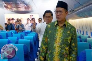 Jamaah haji Sukabumi-Cianjur bergabung berangkat 27 Juli