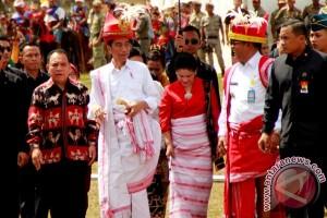 Presiden Kunjungi Pulau Sumba