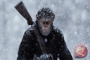 """Planet of the Apes"" flags dangers of lack of empathy, actor Serkis says"