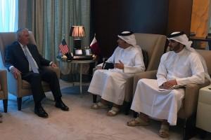 """Negara-negara Arab sebut perjanjian AS-Qatar """"tidak memadai"""""""