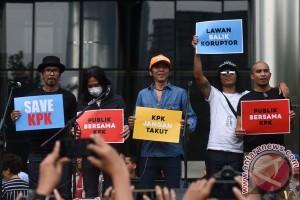 Penolakan Angket KPK juga terjadi di Bali