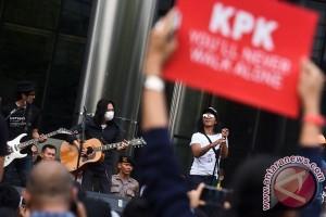 Alumni UI dukung KPK