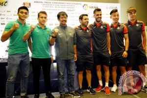 Pertandingan Persahabatan Timnas-RCD Espanyol