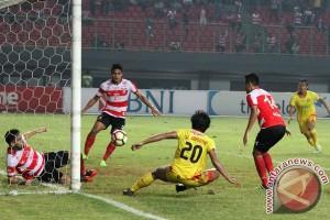 Madura United pindah kandang