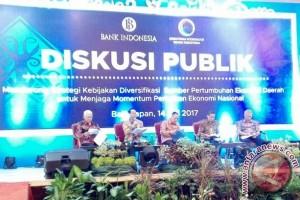 Dua sektor ini disepakati jadi sumber baru pertumbuhan ekonomi Kalimantan