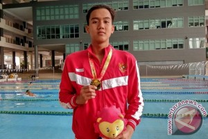 Indonesia tambah delapan emas di ASG Singapura