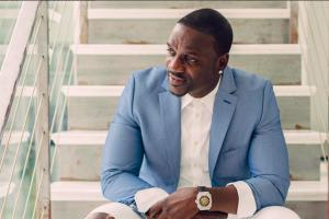 Akon akuisisi 50 persen layanan unduhan musik Afrika