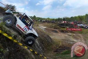 185 peserta ramaikan Kepri Offroad seri dua d Tanjungpinang