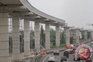 Pemerintah belum tentukan sinkronisasi trase LRT di Dukuh Atas