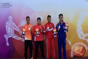 Atlet lompat galah Idan pecahkan rekor ASG 2017