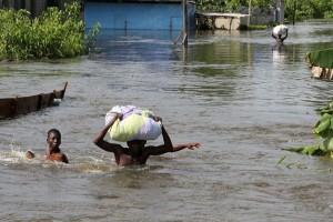 Banjir pengaruhi panen di Nigeria
