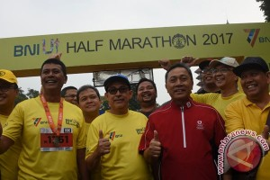 BNI UI Half Marathon 2017