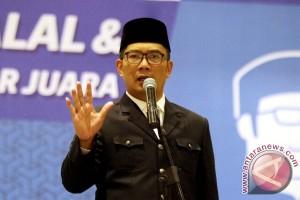 Ridwan Kamil akan duplikasi sukses Bandung di Jabar