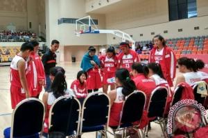 Tumbang kontra Malaysia, timnas putri masih yakin medali ASG