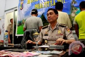 Anggota DPRD Tertangkap Berjudi