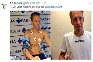 Lucas Leiva siap pindah ke Lazio