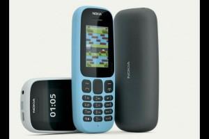 Versi baru Nokia 105