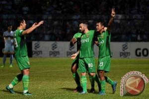 Persela harus akui keunggulan Bhayangkara FC 1-3