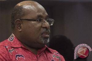 Gubernur Papua sayangkan kerusuhan di Kemendagri